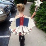 book fairy girl